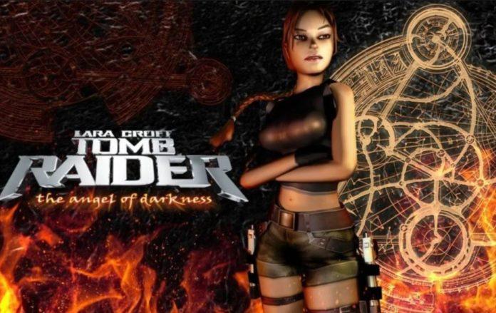 Tomb Raider: el ángel de la oscuridad REMAKE FAN