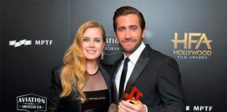 Amy Adams y Jake Gyllenhaal