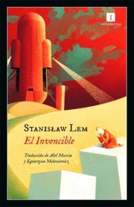 Portada de El invencible, de Stanislaw Lem