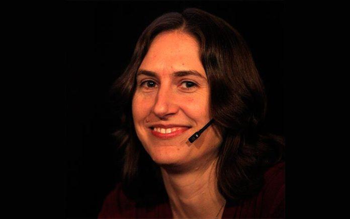 La astrofísica Katie Mack