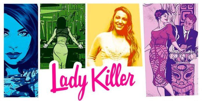 Blake Lively protagonizará Lady Killer