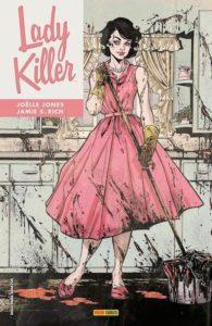 Portada del cómic Lady Killer