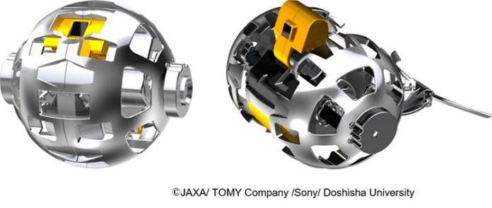 Robot Lunar Transformable de JAXA