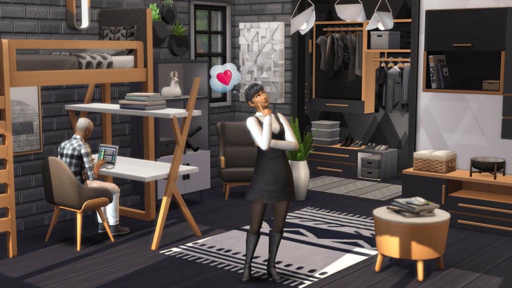 Los Sims 4 pack interiorismo