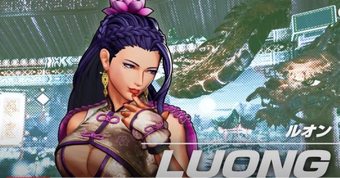 Luong King og Fighters