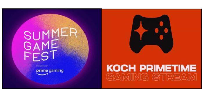 Logo Resumen Summer Game y Koch Media, E3 2021