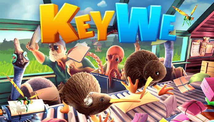 KeyWe - portada