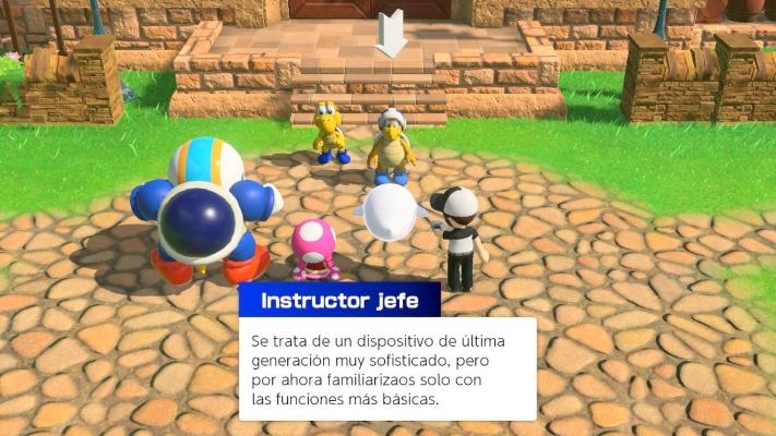 Mario Golf Super Rush - 2