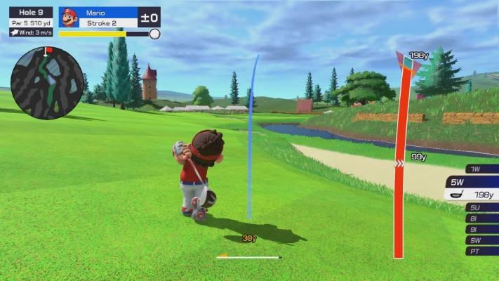 Mario Golf Super Rush - 3