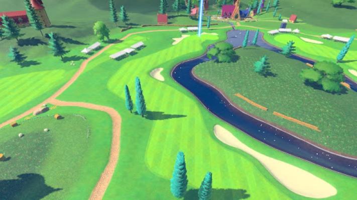 Mario Golf Super Rush - 4