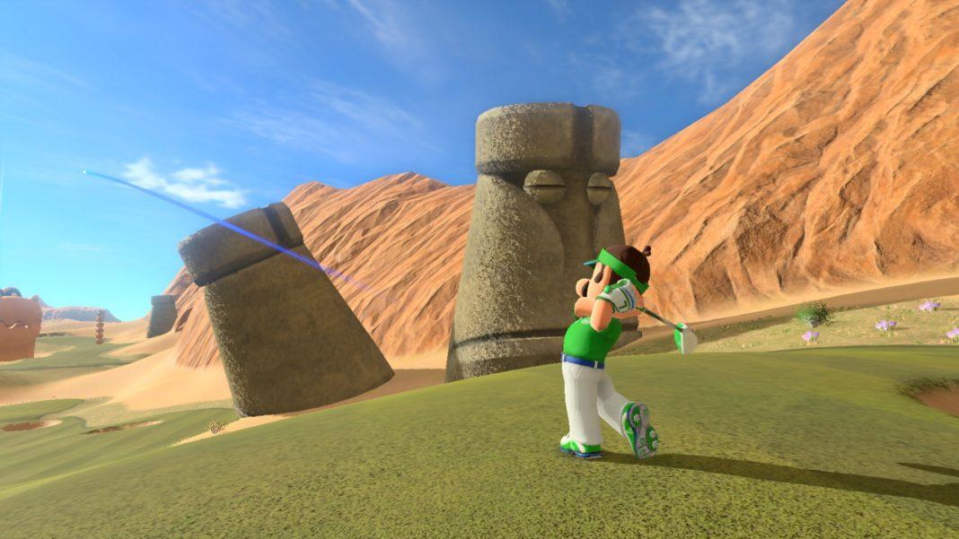 Mario Golf Super Rush - 5