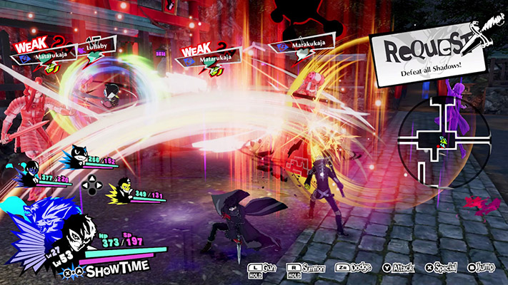 Persona 5 Strikers - 1