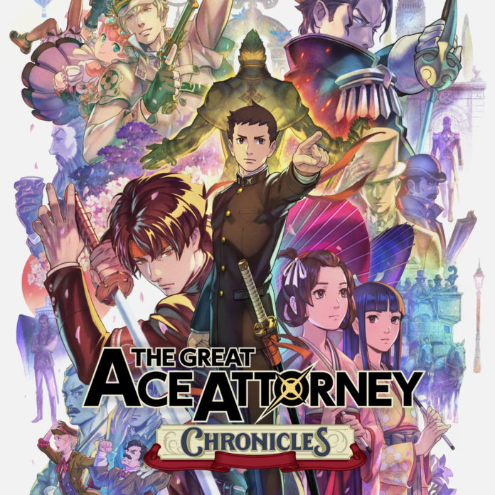 the great attorney chronicles