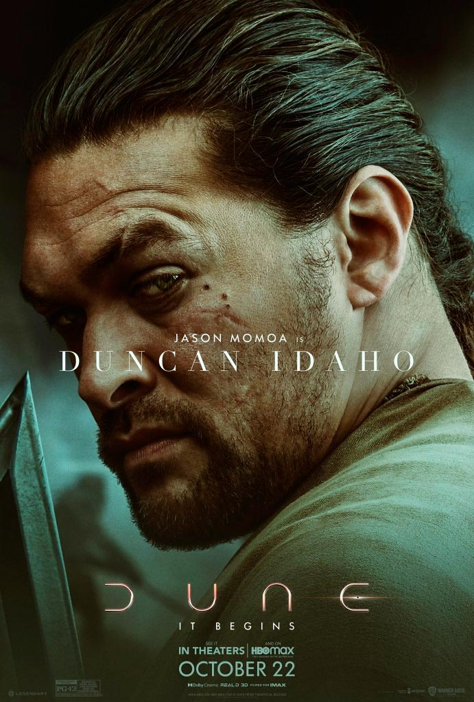 Duncan Idaho en Dune (Denis Villeneuve)