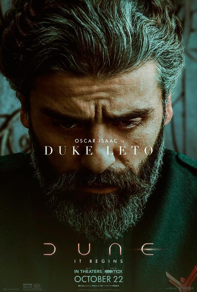 Duque Leto Atreides en Dune (Denis Villeneuve)