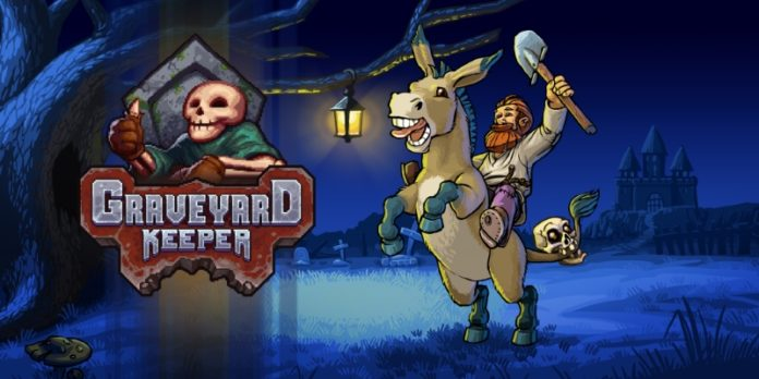graveyard keeper - portada