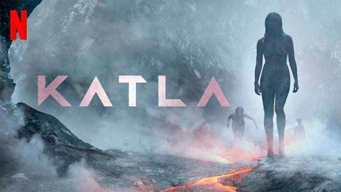 Katla, la serie de Netflix