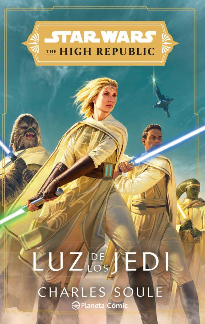 Reseña Luz de los Jedi