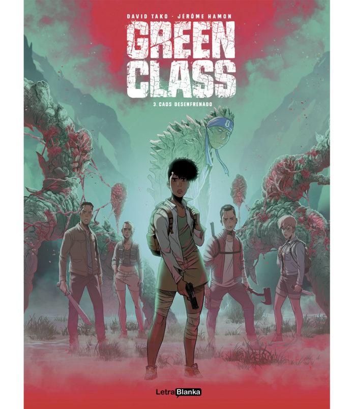 Green Class 3