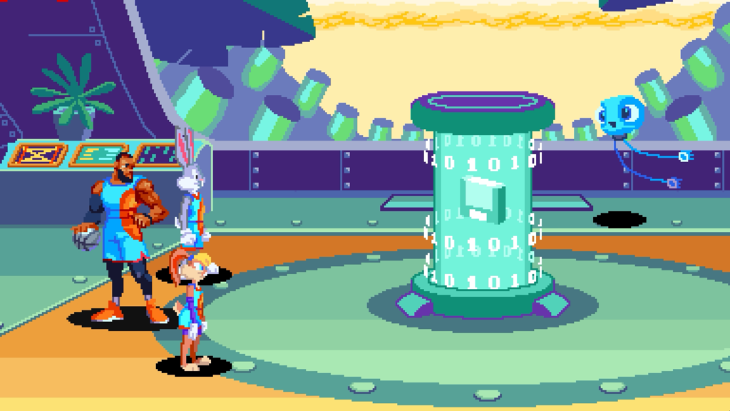 Space Jam: A New Legacy - The Game 1