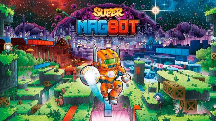 Super Magbot Análisis