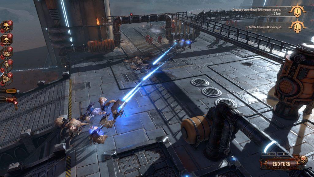 Warhammer 40.000: Battlesector 1