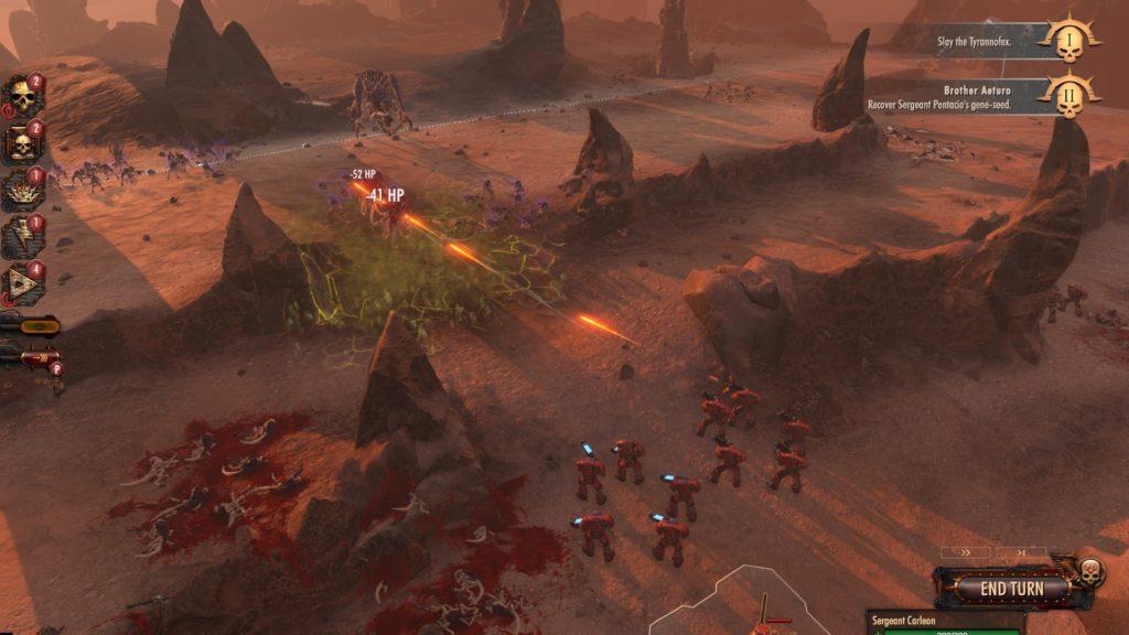 Warhammer 40.000: Battlesector 2