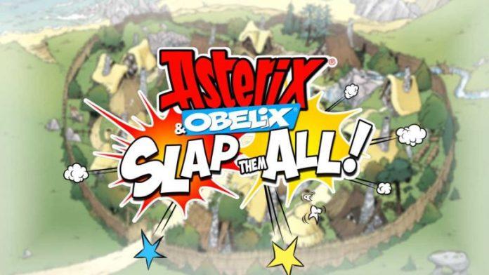 Asterix & Obelix : Slap them all!