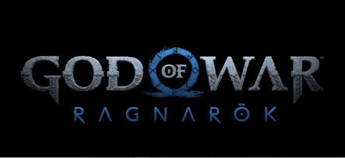 God of War Ragnarok, logo