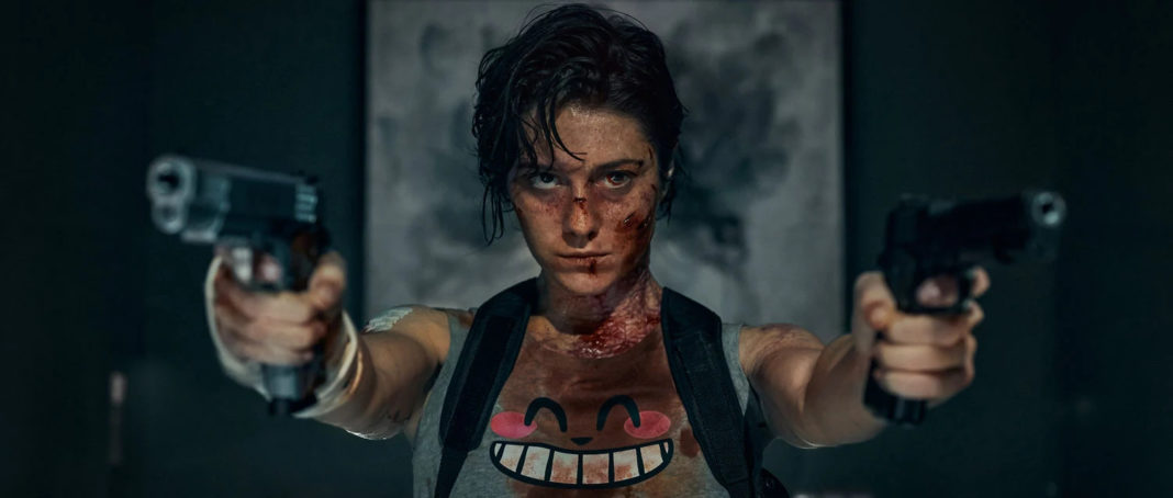 Fotograma de Kate (2021) de Netflix.