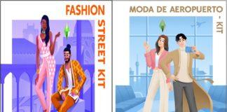Nuevos Kits Sims 4 de moda