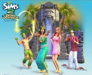 The Sim 2 Bon Voyage