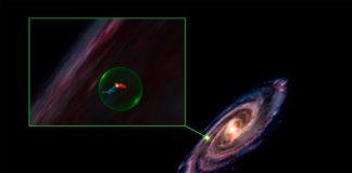 Una gigantesca cavidad en la Vía Láctea arroja nueva luz sobre cómo se forman las estrellas