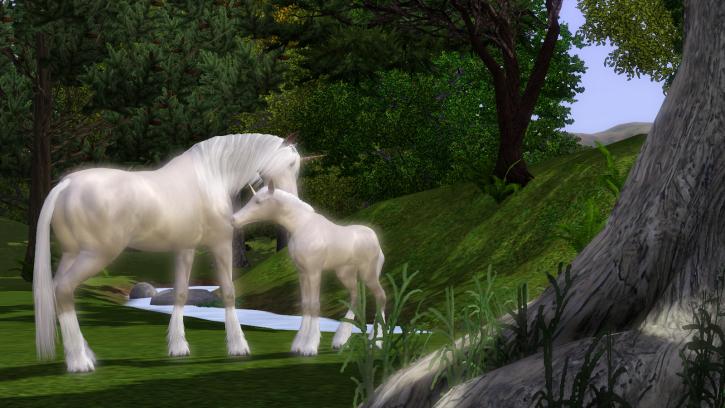 Los Sims 3 Vaya fauna