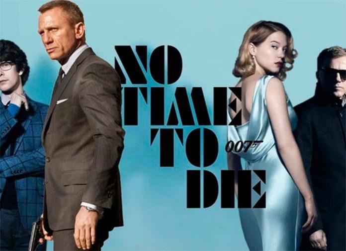 007. Sin tiempo para morir