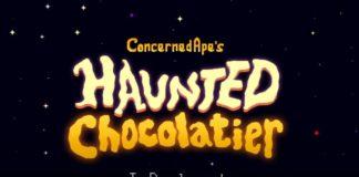 Haunted Chocolatier