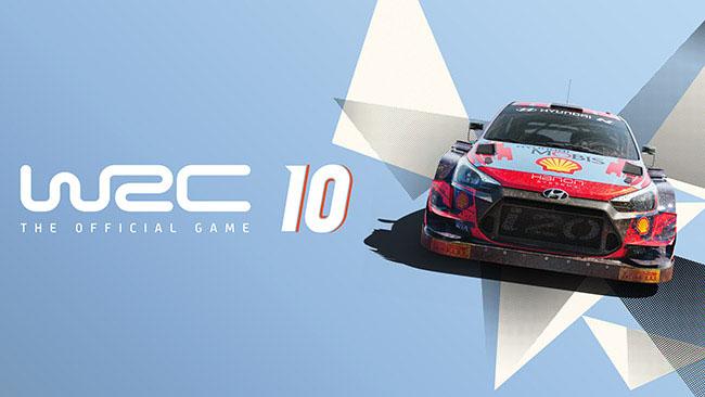 WRC 10 - portada