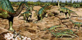 Los primeros dinosaurios pueden haber vivido en manadas sociales antes de lo que se creía