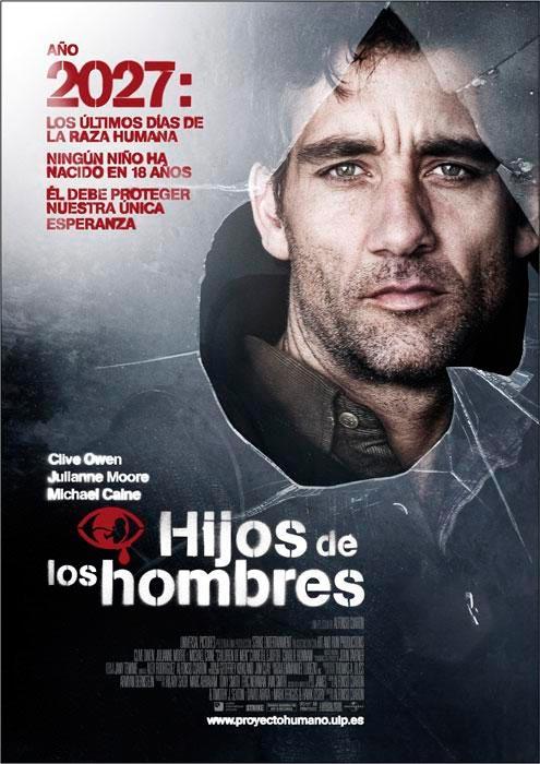 Película Hijos de Hombres, de Alfonso Cuarón