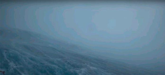 Dron oceánico captura imágenes del interior de un huracán por primera vez